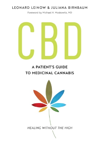 cbd a patients guide to medicinal cannabis book
