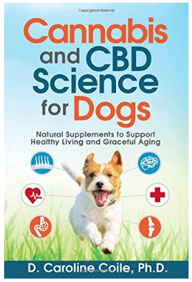 cannabis and cbd for dogs book