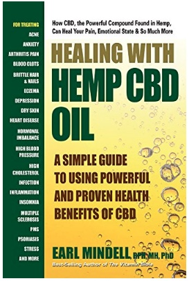 healing with hemp cbd oil book