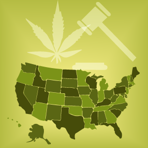 Guide To Cannabis Laws By State: Medical Marijuana, CBD & Hemp