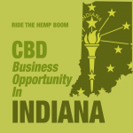start a cbd oil business in Indiana