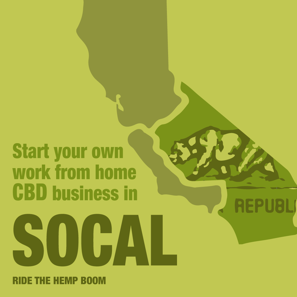 How To Start A CBD MLM Business In Southern California (Ride The Hemp Boom)