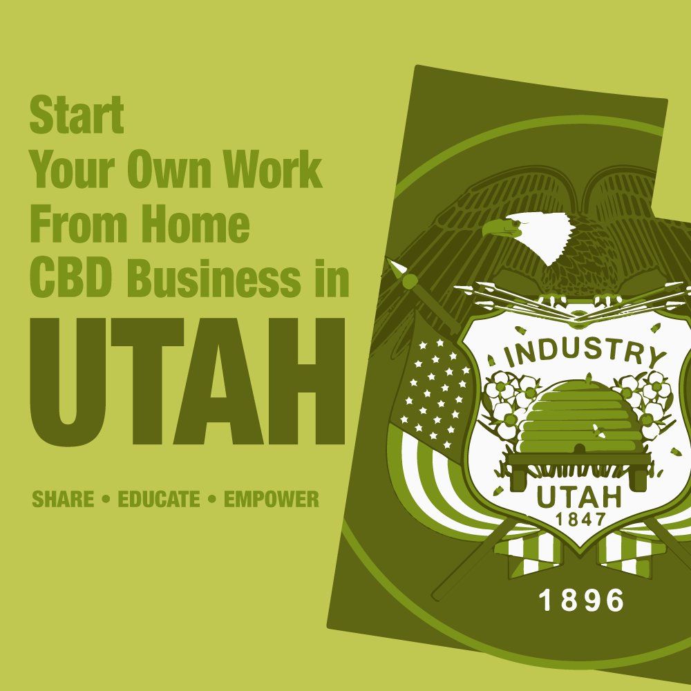 Ready To Get Started With A CBD Business in Utah?